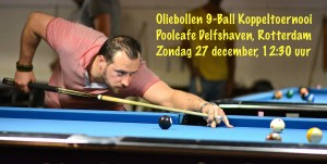 Koppeltoernooi poolen 27 december 2015