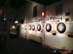 dart darts darten in Rotterdam