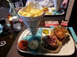 De beste homemade hamburger van Rotterdam